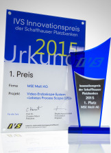 MSE Meili is winner of the IVS Innovation Award 2015